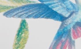 Highgrove Hummingbird Print swatch image