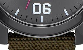 Olive/ Black swatch image