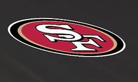 Black - San Francisco 49Ers swatch image