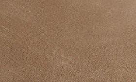 Khaki Milled Nubuck Leather swatch image