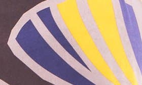 Violet/ Mustard swatch image