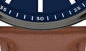 Brown/ Navy swatch image