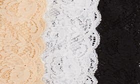 Black/ White/ Blush swatch image