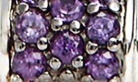 Silver/ Amethyst swatch image