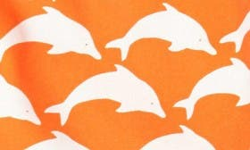 Orange White swatch image