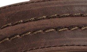Dark Wood Leather swatch image