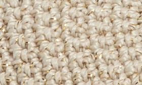 Eggshell Sparkle Fabric swatch image