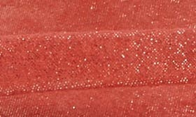 Coral Pixel Suede swatch image