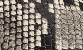 Black Snake Print swatch image