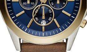 Blue/ Tan swatch image