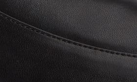 Black Stretch Leather swatch image