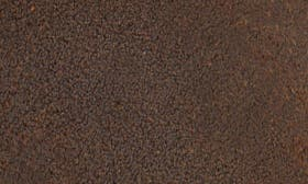 Brown Waxed Suede swatch image