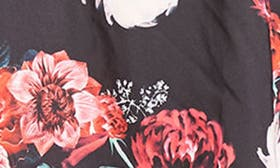 Black Festive Rose swatch image