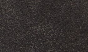 Charcoal Suede swatch image