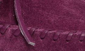 Dark Fuchsia Suede swatch image