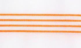 White/ Dark Orange swatch image