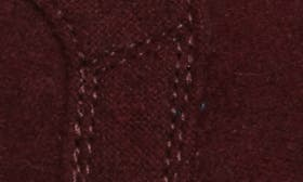 Dark Red Wool swatch image