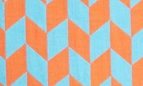Orange Blue swatch image