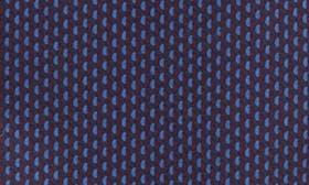 Blue Dark Burgundy Geo Print swatch image