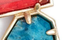 Jewel Tone Mix/ Brass swatch image