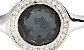 Silver/ Hematite swatch image