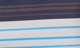 Blanket Mdstripe Big Sur Blue swatch image