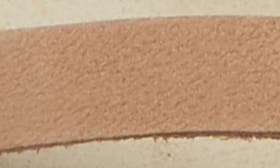 Beige Nubuck Leather swatch image