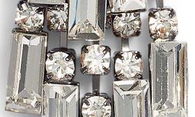 Gunmetal/ Crystal swatch image