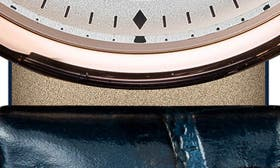 Blue/ White/ Rose Gold swatch image