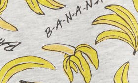 Grey Ash Heather Bananas swatch image