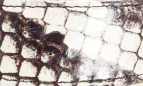 Snakeskin/ Silver swatch image