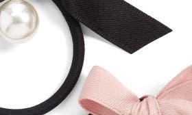 Black/ Pink swatch image
