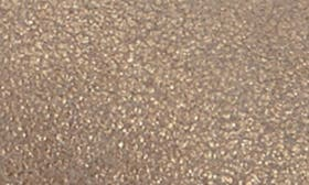 Platinum Metallic Suede swatch image