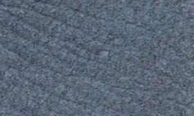 Denim Dark Blue Leather swatch image