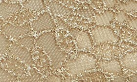 Gold Lace Fabric swatch image