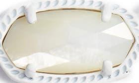 Ivory Mop/ Matte White swatch image