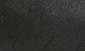 Black Silk Fabric swatch image