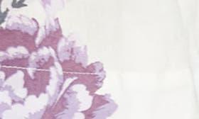 Ivory Egret Cloud Floral swatch image
