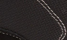 Black/White Suede swatch image