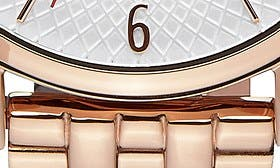 Rose Gold/ White swatch image