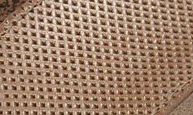 New Bronze Leather swatch image
