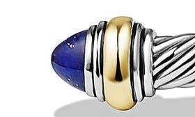 Silver/ Gold/ Lapis Lazuli swatch image