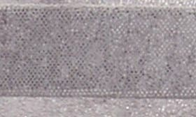Silver Pixel Suede swatch image