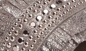 Metal Grey Suede swatch image