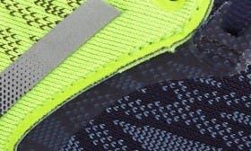 Navy/Green Denim swatch image