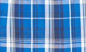 Blue Marmara Plaid swatch image