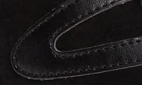 Black/ Black Nubuck swatch image