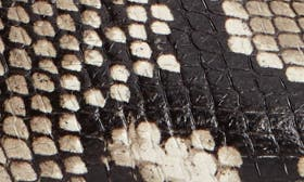 Natural Snake Leather swatch image