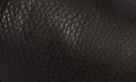 Black/ Brown Leather swatch image