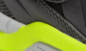 Charcoal/ Black/ Lime swatch image